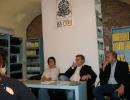 La storica libreria Battei in centro a Parma