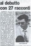 Gazzetta di Parma - Debutto