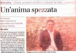 Gazzetta di Parma - Un'anima spezzata