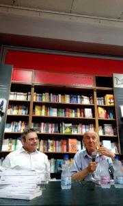 Con Giuseppe Marchetti